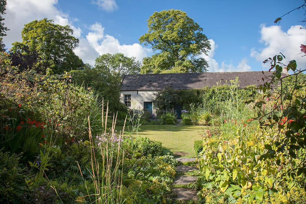 Rose Garden Cottage & Garden Wing
