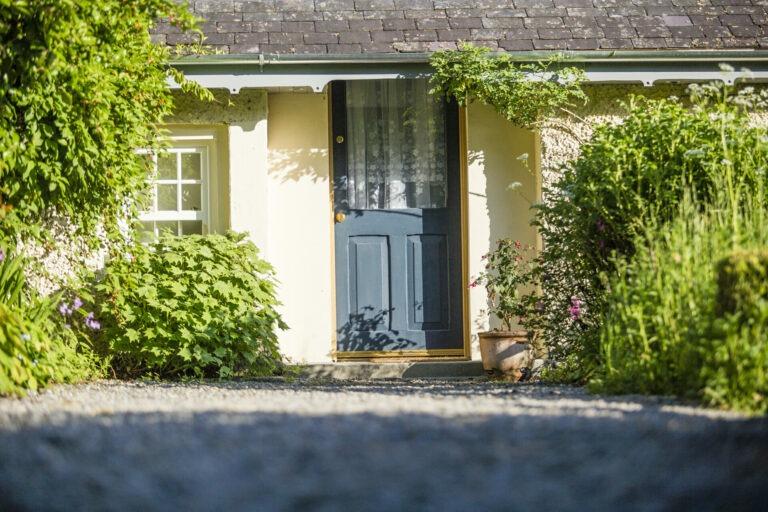 Rose Garden Cottage at Ballintubbert Gardens & House